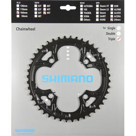 Shimano Deore FC-M480 Kettenblatt für Kettenschutzring schwarz